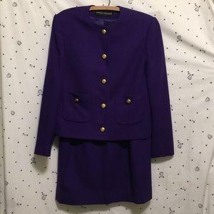 [Vintage] Herbert Grossman Skirt Suit